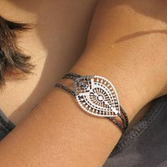 Bracelet 3 tours Salomé