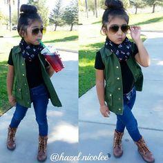 Little girl fall outfit @KortenStEiN