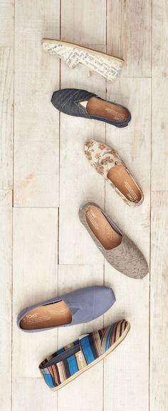 Picture perfect prints. #TOMS Give Back to School Contest
