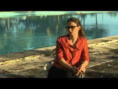 Entrevista a  Lucrecia Martelpeliculas matericas, las puedes tocar...