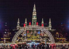Wohin in Wien 25.11 – 1.12.2016 | Stadtbekannt Wien | Das Wiener Online Magazin Online Magazine, Cologne, Cathedral, Building, Travel, City, Voyage, Buildings, Cathedrals
