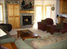 Sunriver Living Room