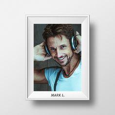 Finalist Mark L. #leadingsparesort #cover #contest #male #model #finalist