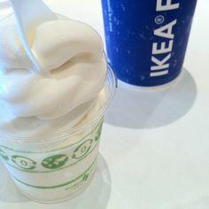 FREE Frozen Yogurt at Ikea's Bistro
