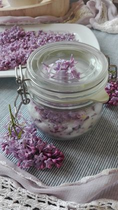 Homemade Cosmetics, Herbalism, Mason Jars, Cooking, Health, Crochet, Herbal Medicine, Kitchen, Health Care