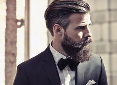 19 Amazing Beards and Hairstyles For The Modern Man.