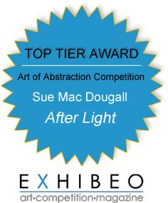 Award received for my work titled: After Light Art For Sale, Awards, Paintings, Abstract, Decor, Summary, Decoration, Paint, Painting Art