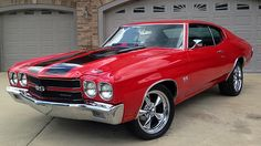 1970 Chevrolet Chevelle SS 454/450 HP, 4-Speed presented as lot S45 at Houston, TX 2015 - image1