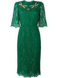 Купить Dolce & Gabbana кружевное платье в RAIL from the world's best independent boutiques at farfetch.com. 400 бутиков, 1 адрес. .
