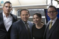 """Reese, Fusco, Shaw, Finch... """"return 0' Series Finale. You will be dearly missed.... 5/2/16"""