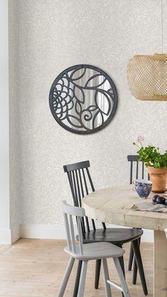 WOODMİRROR - LEAFMIRROR Wood Mirror, Furniture, Home Decor, Decoration Home, Room Decor, Home Furnishings, Home Interior Design, Home Decoration, Interior Design