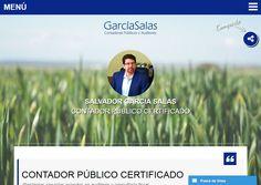 Contador Público Certificado Salvador García Salas