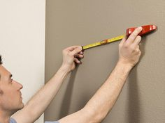 This combo tape measure, wall marker, and level makes doing it yourself easy.
