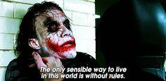 "batman-daily-post: "" The Joker """