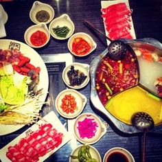 99 Favor Taste - Amazing Hot Pot with 3 flavors of broth and multiple sides. - New York, NY, United States