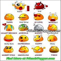 list of emoticons: Using Symbols, Emoticons and Special Characters List Of Emotions, Smiley Faces, Special Characters, Symbols Emoticons, Bipolar, Nerdy, Facebook, Tags, Quotes