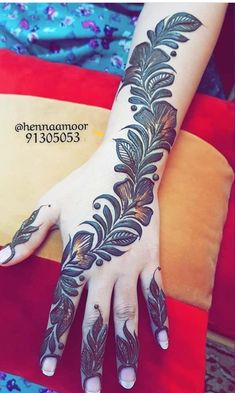 Full Hand Mehndi Designs, Henna Art Designs, Stylish Mehndi Designs, Mehndi Designs For Girls, Mehndi Designs For Beginners, Modern Mehndi Designs, Mehndi Design Photos, Dulhan Mehndi Designs, Wedding Mehndi Designs