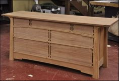 Darrell Peart - Furniture Maker