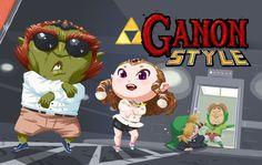 Ganon Style! Hahahaha!