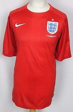 England away football #shirt #14-15 nike mens xxl #brazil,  View more on the LINK: http://www.zeppy.io/product/gb/2/162284329379/