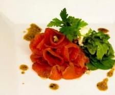 Recipe Anise-Scented Cured Salmon by Thermomix in Australia - Recipe of category Main dishes - fish Cured Salmon Recipe, Marinated Salmon, Salmon Recipes, Fish Recipes, Healthy Recipes For Weight Loss, Healthy Foods To Eat, Easy Healthy Recipes, Vegetarian Recipes, Savoury Recipes
