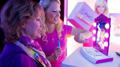 Mashable Article: Barbie Digital Mirror Lets Kids Try on Makeup Using Augmented Reality