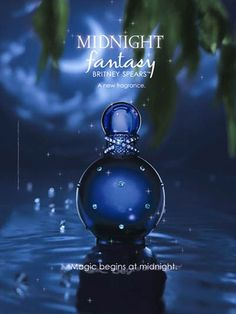 Midnight Fantasy Britney Spears Feeling like a giggling carefree lady