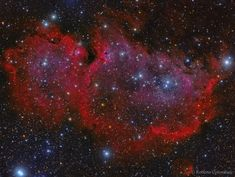 The Soul Nebula.  See Explanation.  Clicking on the picture will download  the highest resolution version available.