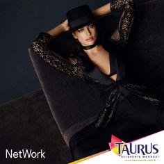 Tüm gözlerin üzerinizde olmasını istiyorsanız, Taurus NetWork sizin için var!
