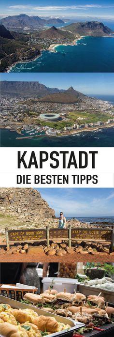 Die besten Tipps für Kapstadt, Kaphalbinsel und Western Cape!