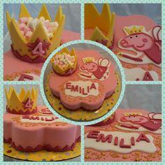 Peppa pig cake/Kuchen