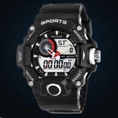 a7dbab4fd4c Pánské moderní sportovní hodinky bílé – pánské hodinky + POŠTOVNÉ ZDARM Na  tento produkt se vztahuje nejen zajímavá sleva