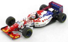 Footwork-Arrows-Hart-FA16-Max-Papis-1995-1-43 Arrows, F1, Diecast, Ebay, Arrow