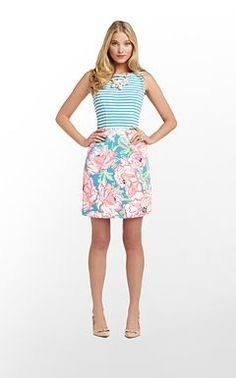 Lilly Pulitzer Julianna Dress - Lucky Charms