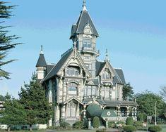William Carson Mansion - Eureka, Ca.