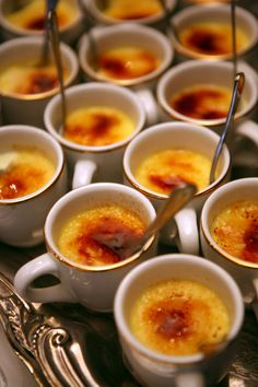 Crème brûlée photo by renee brock