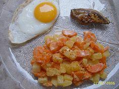 Kartoffel - Möhrengemüse