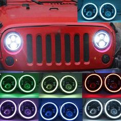 Beam H:4000lm L:3000lm Voltage: 10-30V DC; Light Temperature: 6000K-7000k Application 7 inch Led Headlight life span 30000+ hour Certification CE, RoHS DOT E9 Mark Jeep Jk, Jeep Wrangler Jk, Led Headlights, Beams, Dots, Life, Stitches, Exposed Beams
