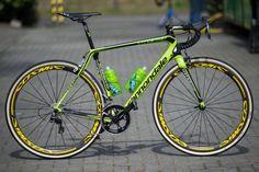 Pro Bike: Ruben Zepuntke's Roubaix Cannondale Synapse - VeloNews.com