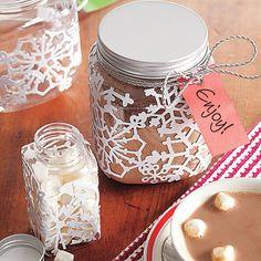 DIY Edible gifts: Hot Cocoa Mix