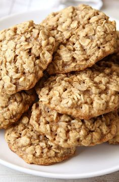 Best oatmeal cookies More