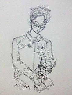 [Sketch] Mino winner