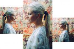 Poppy Delevingne hat graue Haare bekommen - allerdings nicht vom Stress, sondern von dem Friseur ihres Vertrauens