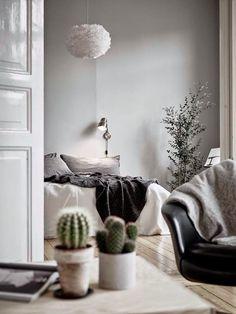 Home in Sweden | via Keltainen Talo Rannalla