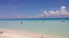 All you need is... Beach!  #rivieramaya #playadelcarmen #mexico  Todo lo que necesitas es....¡Playa!