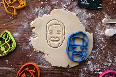 Jimmy Fallon Cookie Cutter
