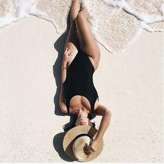 foto praia estilo tumblr