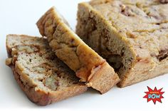 Bodybuilding.com - Healthier Banana Bread by the Protein Chef! YUM!