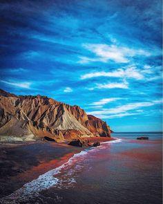 Hormuz Island, Persian Gulf, IRAN (Persian: جزيره زيباي هرمز ) Photo by: Sina Siavoshan
