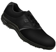 Men s Golf Shoes - FootJoy Mens GreenJoys Closeout Golf Shoes 45538   You  can find more 636475f534c